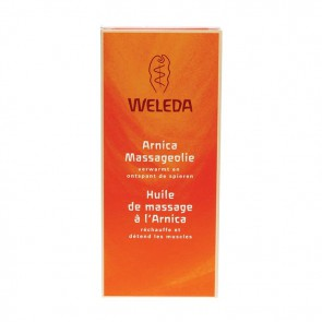 Weleda  Arnica Massage Olie