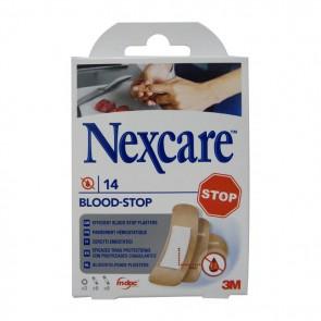 3m Nexcare Bloed Stop Pleisters 3 Maten