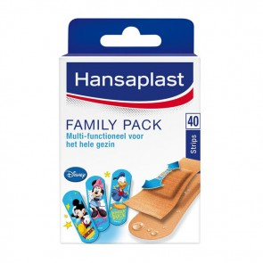 Hansaplast Family Pack