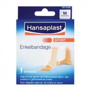 Hansaplast Sport Enkelbandage M 31.8-38.0 Cm