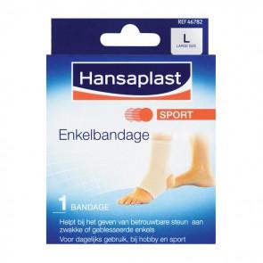 Hansaplast Sport Enkelbandage L 38.0-44.5 Cm