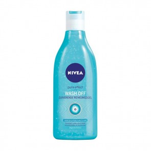 Nivea V Pure Effect Gel Wash Off