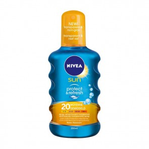 Nivea Sun Protect & Refresh F20 Spray