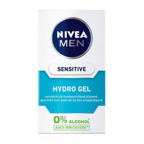 Nivea Men Hydro Gezichtsgel Senstitive