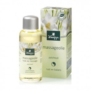 Kneipp Massage Olie Patchouli