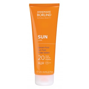 Sun Zonnefluid SPF20 125ml