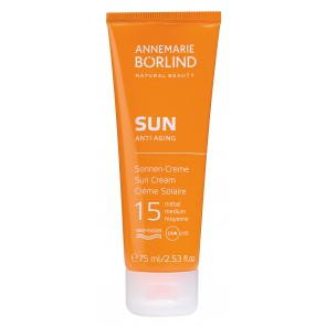 Sun Zonnecreme SPF15 75ml