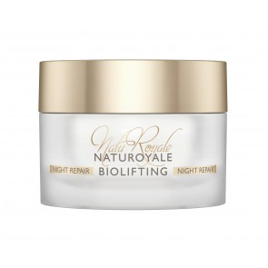NatuRoyale Biolifting night repair 50ml