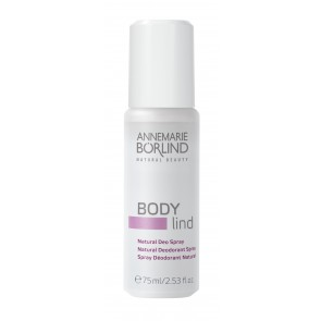 Body Lind natural deo spray 75ml