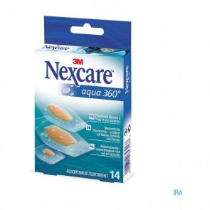 3m Nexcare Aqua Assorti
