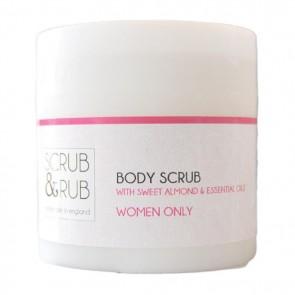 Scrub&Rub Bodybutter Woman Only