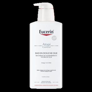 Eucerin Atopicontrol bad en douche olie