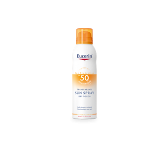 Eucerin Transparante Sun Spray Dry Touch spf50