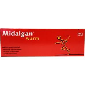 Midalgan Warm 100g