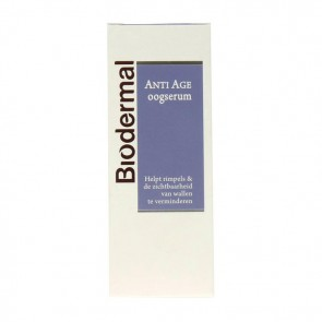 Biodermal Oogserum Anti-Age