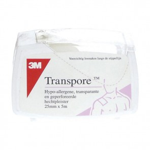 3m Transpore 2.5 X 5