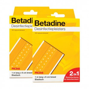Betadine Desinfectiepleister 1M