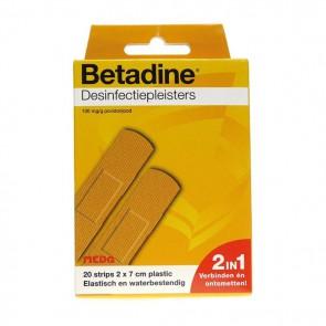 Betadine Desinfectiepleister