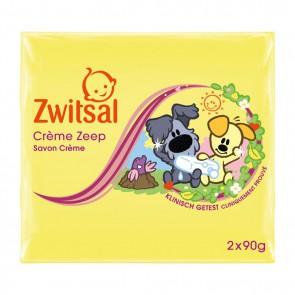 Zwitsal Creme Zeep Duo Woezel&Pip