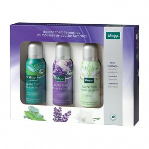 Gvpd Kneipp Genieten Douche Foam Favorites