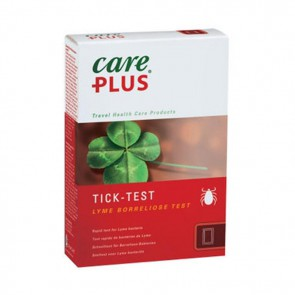 Care Plus Tick Test