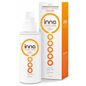 Inna Suncare Face & Body Spray Spf 50+