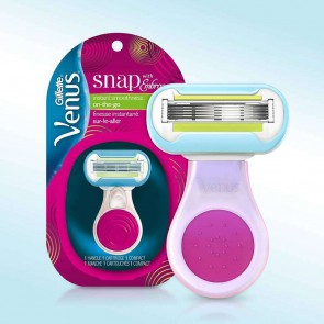 Gillette Woman Venus Embrace Snap App