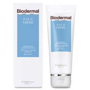 Biodermal P CL E Creme Tube 8710537040852