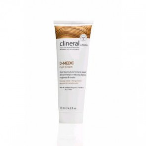 Clineral D-MEDIC Foot cream