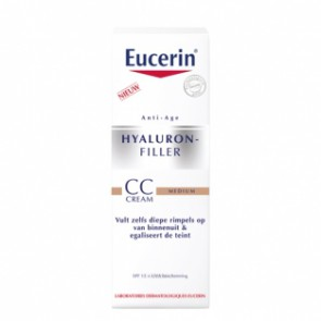 Eucerin Hyaluron Filler Cc Cream Medium