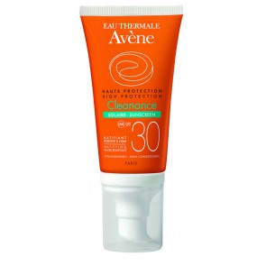 Avene Sun Protection 30 Cleanance Uv