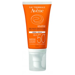 Avene Sun Protection 50+ Cream Fragrance Free