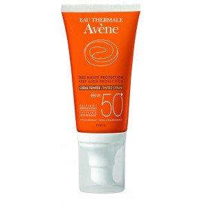 Avene Sun Protection 50+ Cream Tinted