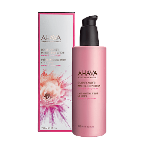 Ahava Mineral Body Lotion - Cactus & Pink Pepper