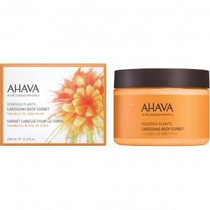 Ahava Caressing Body Sorbet - Mandarin & Cedarwood