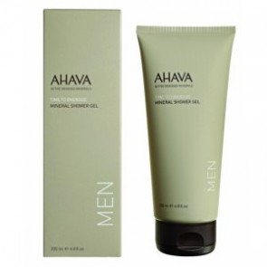 AHAVA Time to Energize Men Shower Gel