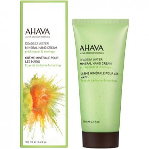 Ahava Mineral Hand Cream - Prickly Pear & Moringa
