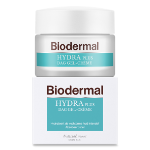 biodermal hydra plus dagcreme