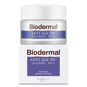 Biodermal Dagcreme Anti-Age 50+
