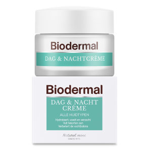 Biodermal Dag En Nachtcreme pot