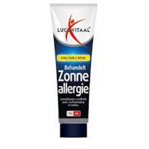 Lucovitaal Zonneallergie Creme