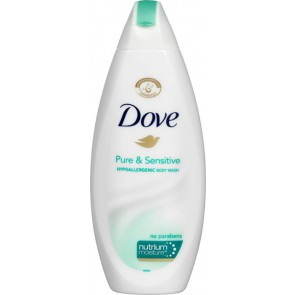 Dove Shower Pure&sensitive