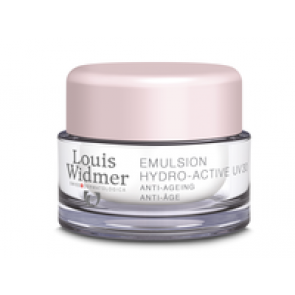 Louis Widmer Emulsion Hydro-Active Uv 30 Ongeparfumeerd
