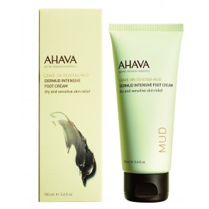 AHAVA Dermud Intensive Foot Cream 100ml