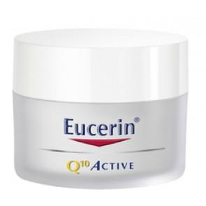 Eucerin Q10 active antirimpel Dagcr�me droge huid 50ml
