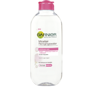 Skin Natural Micellair Water Micellair Reinigingswater