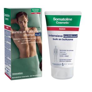 Somatoline Men Intensive Nachtkuur