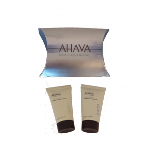 Ahava Mineral Shower Gel + Ahava Mineral Bodylotion