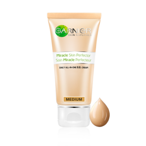 Skin Natural Bb Cream Miracle Skin Perfector - Getinte Huid