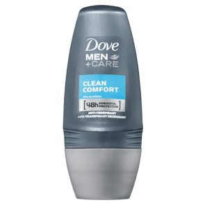 Dove Men Deo Roller Clean Comfort